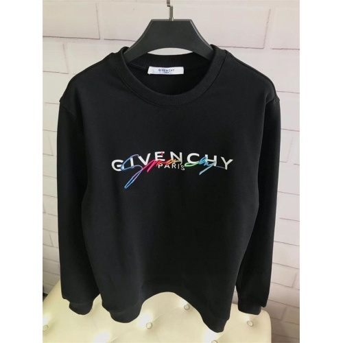 Givenchy Hoodies Long Sleeved O-Neck For Unisex #824128