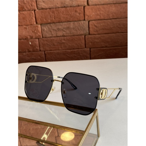Christian Dior AAA Quality Sunglasses #824150