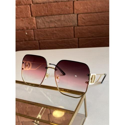 Christian Dior AAA Quality Sunglasses #824154