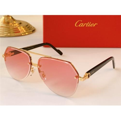 Cartier AAA Quality Sunglasses #824160