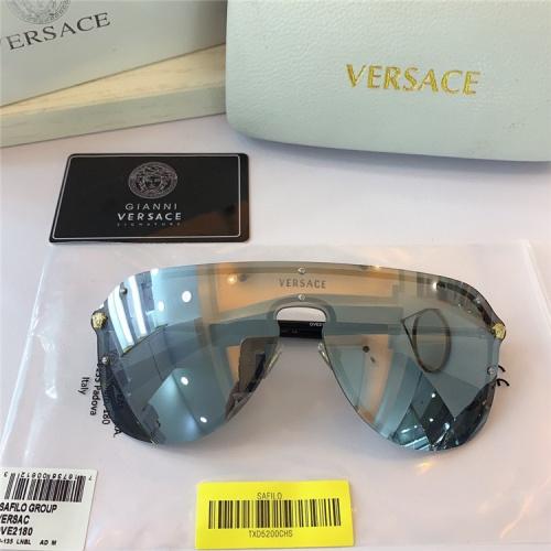 Versace AAA Quality Sunglasses #824178 $58.00 USD, Wholesale Replica Versace AAA+ Sunglasses