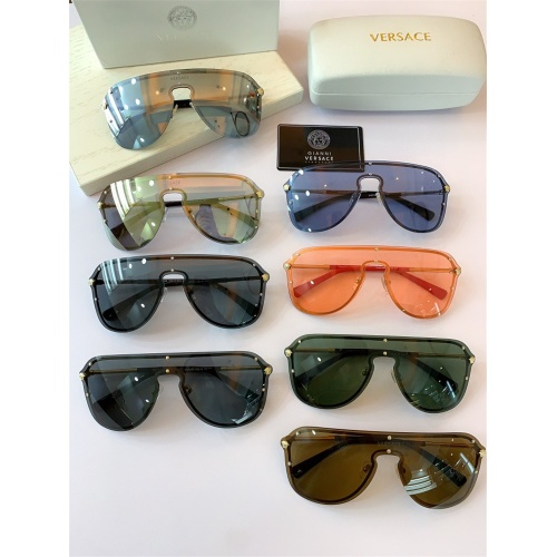 Replica Versace AAA Quality Sunglasses #824178 $58.00 USD for Wholesale