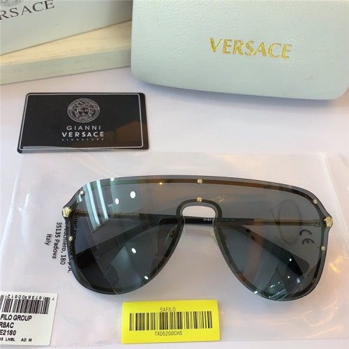 Versace AAA Quality Sunglasses #824181 $58.00, Wholesale Replica Versace AAA+ Sunglasses