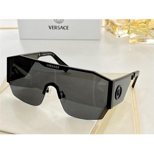 Versace AAA Quality Sunglasses #824191 $73.00 USD, Wholesale Replica Versace AAA+ Sunglasses