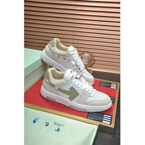 Off-White Casual Shoes For Men #824242