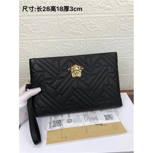 Versace AAA Man Wallets #824390