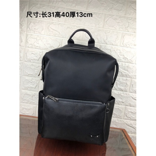Fendi AAA Man Backpacks #824416