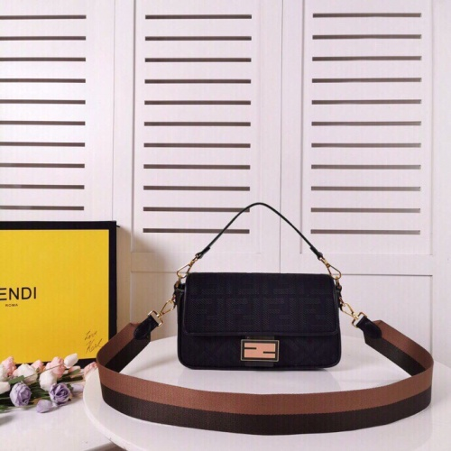 Fendi AAA Quality Messenger Bags For Women #824447