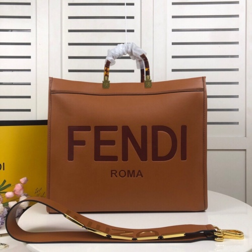 Fendi AAA Quality Tote-Handbags For Women #824450
