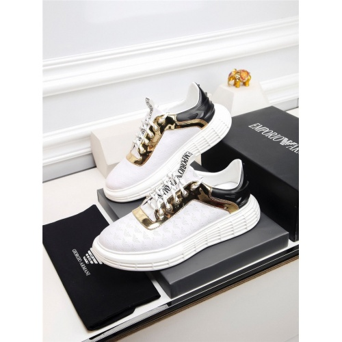 Armani Casual Shoes For Men #824480