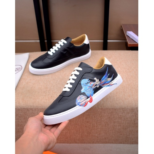Hermes Casual Shoes For Men #824500 $82.00 USD, Wholesale Replica Hermes Casual Shoes