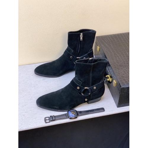 Yves Saint Laurent Boots For Men #824521