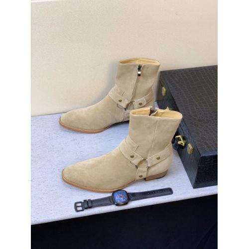 Yves Saint Laurent Boots For Men #824523