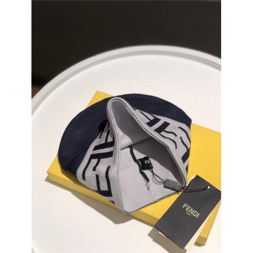 Replica Fendi Caps #824585 $32.00 USD for Wholesale