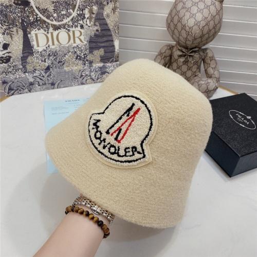 Replica Moncler Caps #824637 $38.00 USD for Wholesale