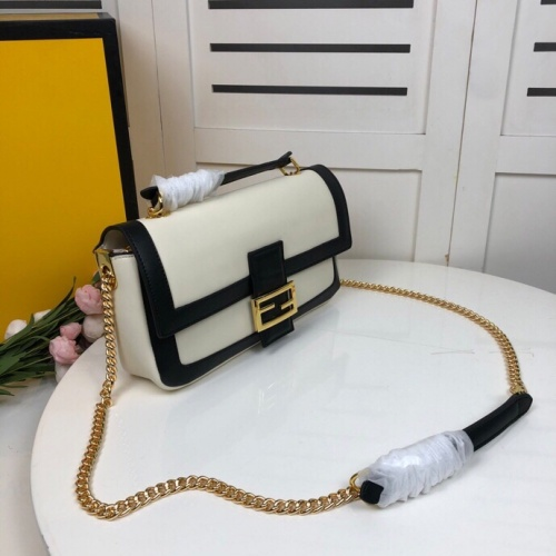 Replica Fendi AAA Messenger Bags For Women #824668 $140.00 USD for Wholesale