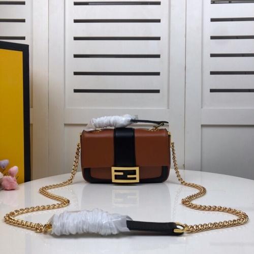 Fendi AAA Messenger Bags For Women #824670