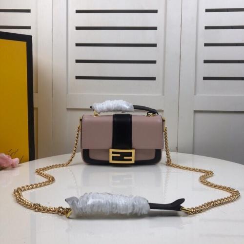 Fendi AAA Messenger Bags For Women #824671