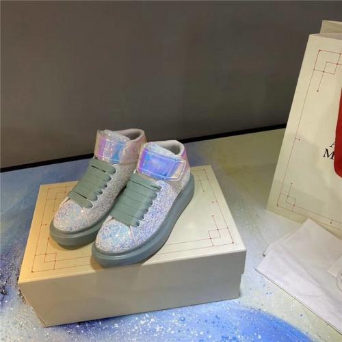 Alexander McQueen High Tops Shoes For Men #824759