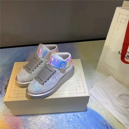 Alexander McQueen High Tops Shoes For Men #824762