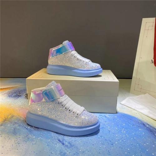 Alexander McQueen High Tops Shoes For Men #824764