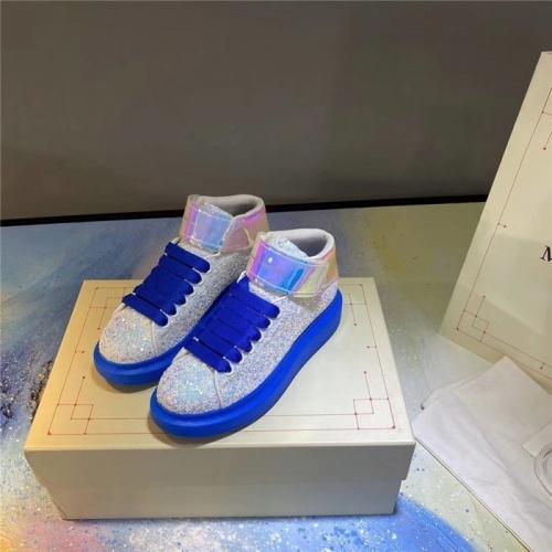 Alexander McQueen High Tops Shoes For Women #824772