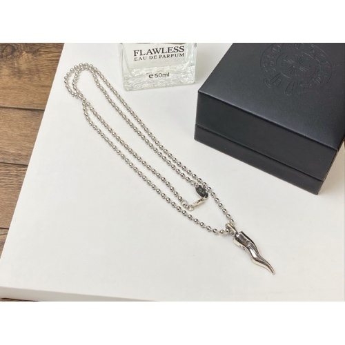 Chrome Hearts Necklaces #824825 $32.00 USD, Wholesale Replica Chrome Hearts Necklaces