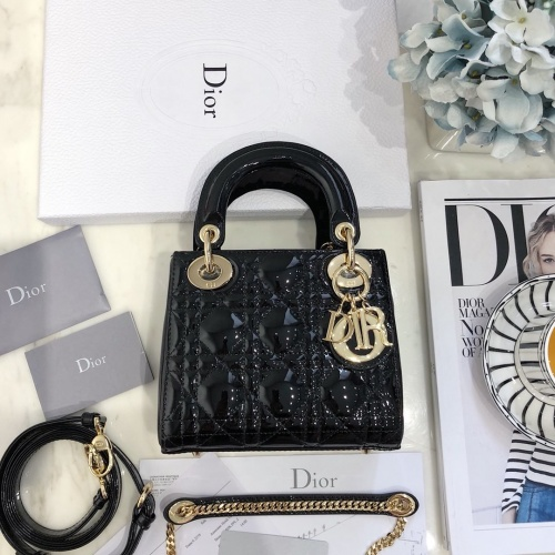 Christian Dior AAA Quality Messenger Bags For Women #824861