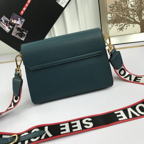 Replica Prada AAA Quality Messeger Bags For Women #824876 $98.00 USD for Wholesale
