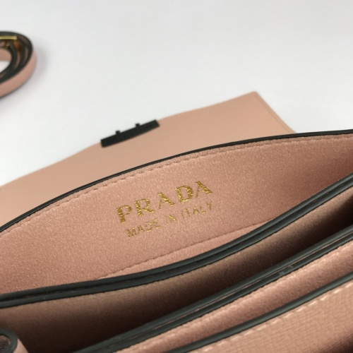 Replica Prada AAA Quality Messeger Bags For Women #824877 $98.00 USD for Wholesale