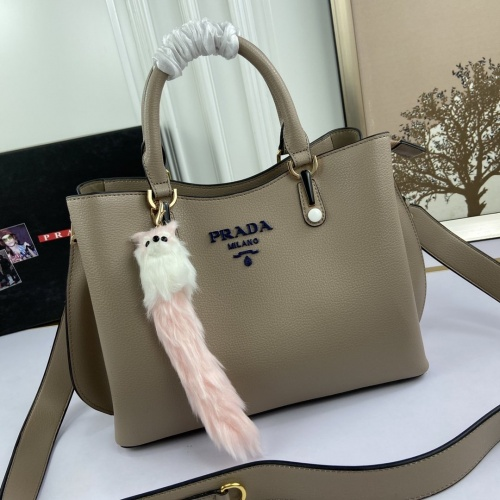 Prada AAA Quality Handbags For Women #824889