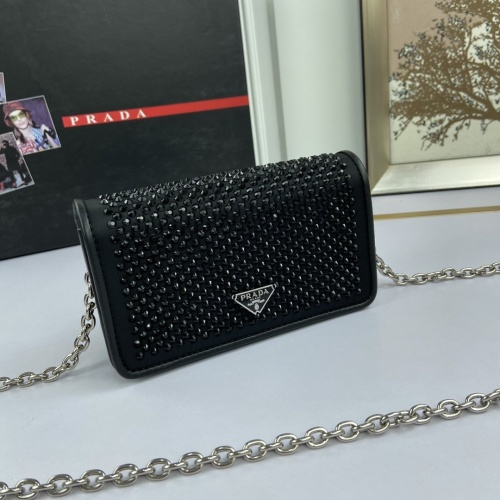 Prada AAA Quality Messeger Bags For Women #824906 $82.00, Wholesale Replica Prada AAA Quality Messeger Bags