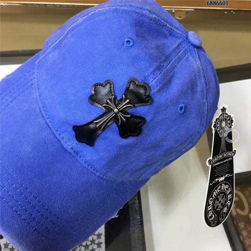 Replica Chrome Hearts Caps #824920 $27.00 USD for Wholesale