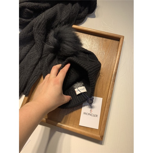Replica Moncler Scarf & Hat Set #825020 $56.00 USD for Wholesale