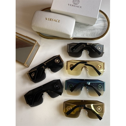 Replica Versace AAA Quality Sunglasses #825037 $72.00 USD for Wholesale