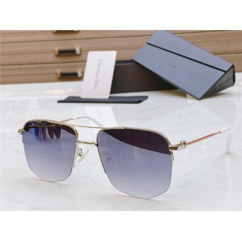 Christian Dior AAA Quality Sunglasses #825049 $43.00, Wholesale Replica Christian Dior AAA Quality Sunglasses