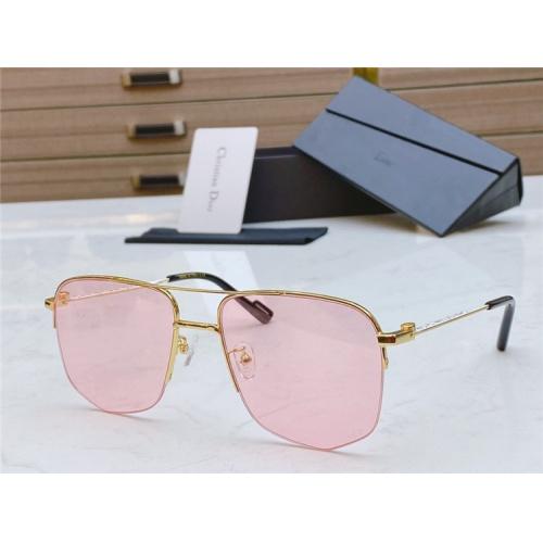 Christian Dior AAA Quality Sunglasses #825054 $43.00 USD, Wholesale Replica Christian Dior AAA Quality Sunglasses