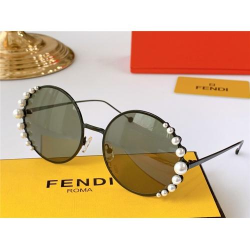 Fendi AAA Quality Sunglasses #825082