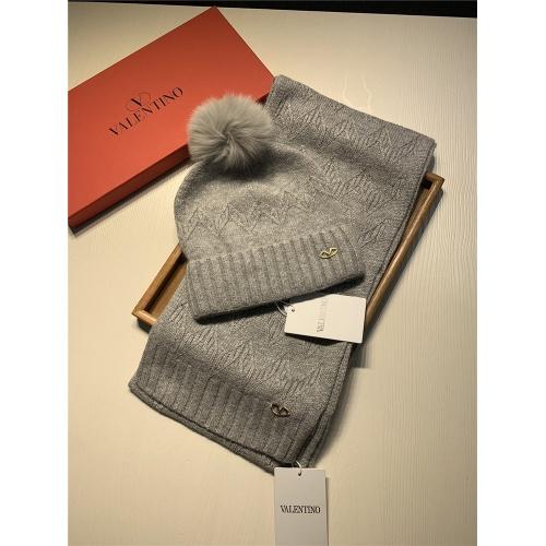 Valentino Scarf & Hat Set #825115 $56.00 USD, Wholesale Replica Valentino Scarves