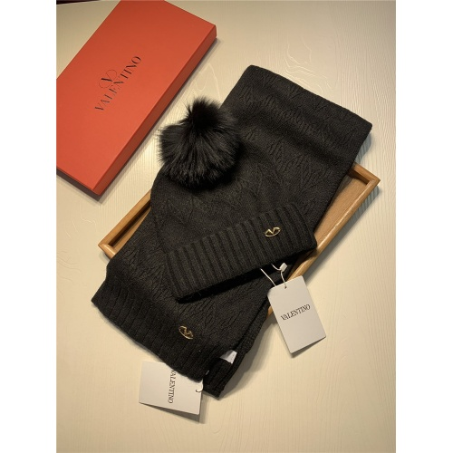Valentino Scarf & Hat Set #825118 $56.00 USD, Wholesale Replica Valentino Scarves