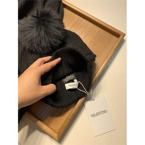 Replica Valentino Scarf & Hat Set #825118 $56.00 USD for Wholesale