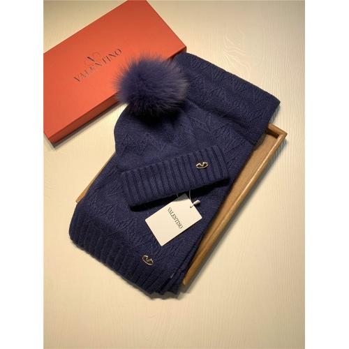 Valentino Scarf & Hat Set #825123