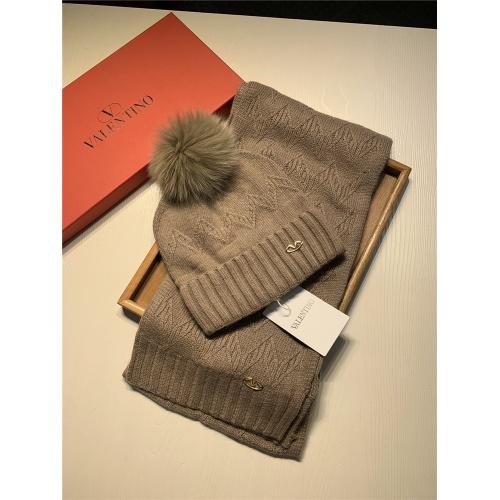 Valentino Scarf & Hat Set #825125