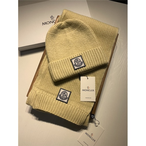 Moncler Scarf & Hat Set #825140