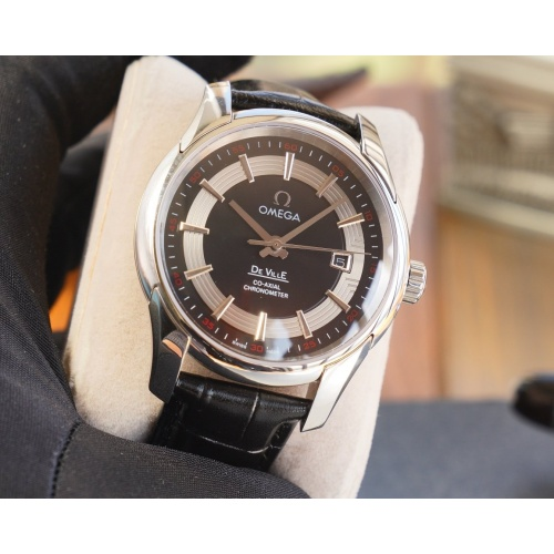 Replica OMEGA AAA Quality Watches For Men #825183 $223.00 USD for Wholesale