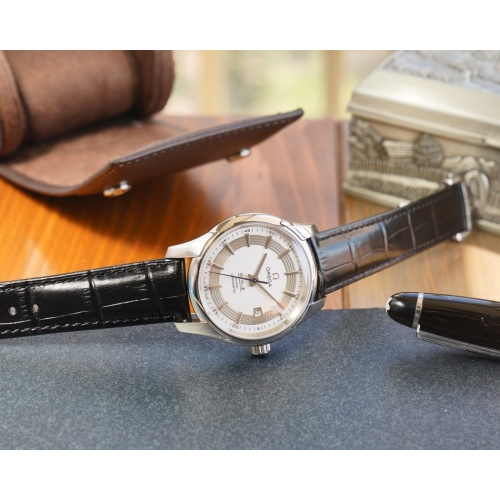 Replica OMEGA AAA Quality Watches For Men #825185 $223.00 USD for Wholesale