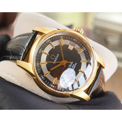 Replica OMEGA AAA Quality Watches For Men #825186 $231.00 USD for Wholesale
