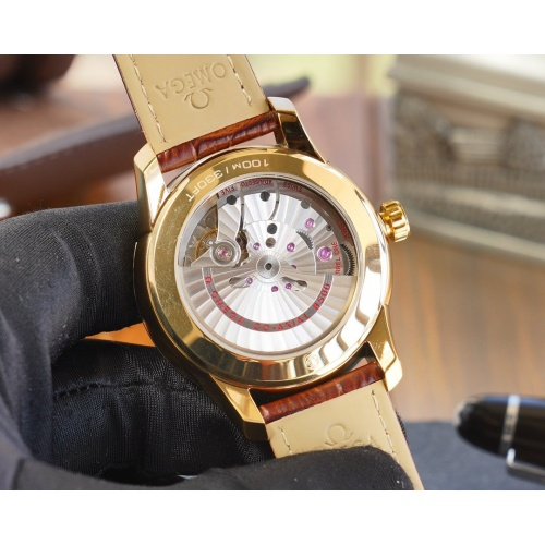 Replica OMEGA AAA Quality Watches For Men #825187 $231.00 USD for Wholesale