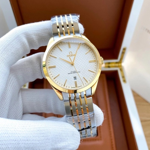 OMEGA AAA Quality Watches For Men #825198 $196.00 USD, Wholesale Replica OMEGA New Quality Watches