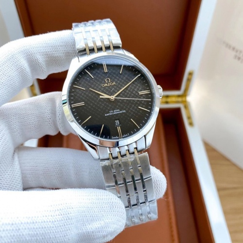 OMEGA AAA Quality Watches For Men #825200 $196.00, Wholesale Replica OMEGA New Quality Watches